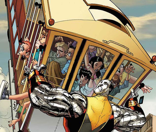 X-MEN: MANIFEST DESTINY #3