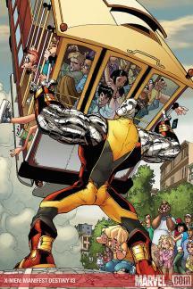 X-Men: Manifest Destiny (2008) #3