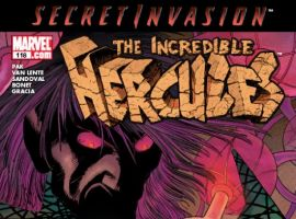 INCREDIBLE HERCULES #118