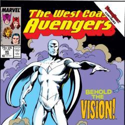 Avengers West Coast: Vision Quest (2005)