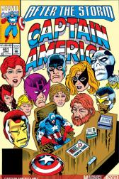 Captain America #401 