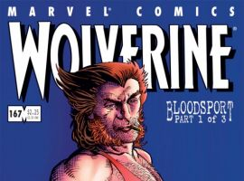 Wolverine #167
