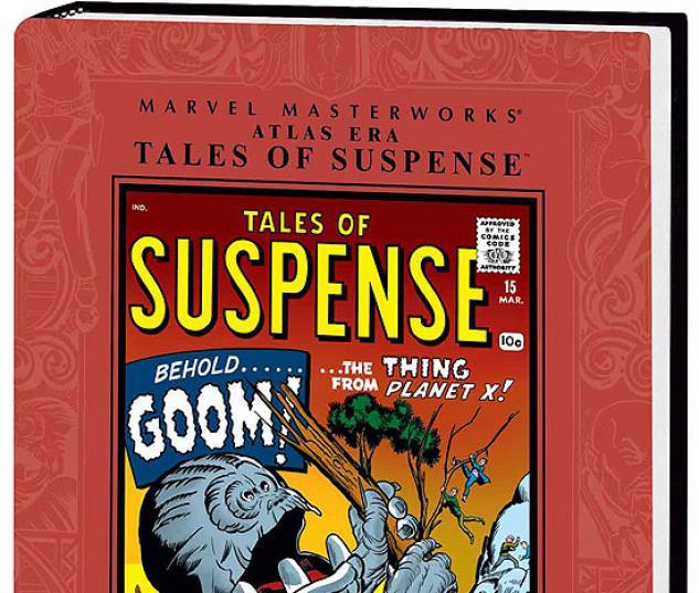 MARVEL MASTERWORKS: ATLAS ERA TALES OF SUSPENSE VOL. 2 #0