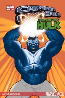 Captain Universe #3