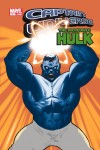 CAPTAIN UNIVERSE (2007) #3 COVER