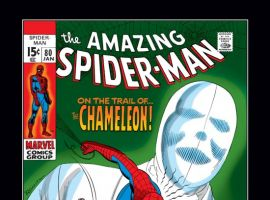 AMAZING SPIDER-MAN #80