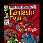 FANTASTIC FOUR ANNUAL #6 COVER