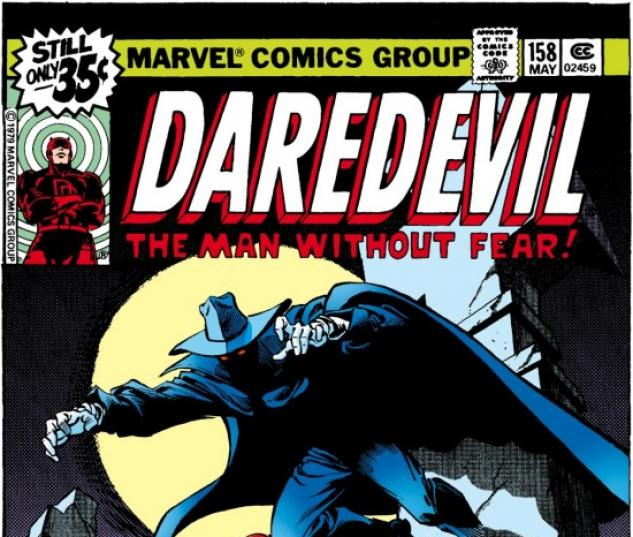DAREDEVIL #158 COVER