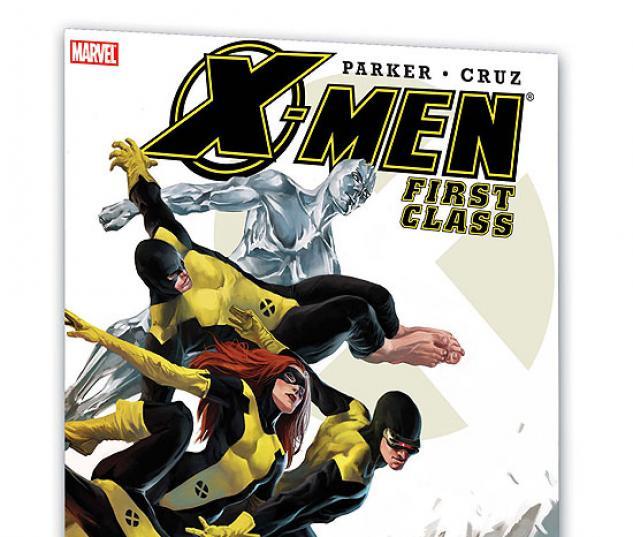 X-MEN: FIRST CLASS - TOMORROW'S BRIGHTEST #0