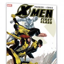 X-Men: First Class - Tomorrow's Brightest (2007)