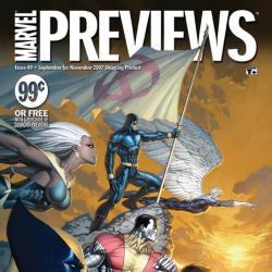 Marvel Previews (2005 - 2007)