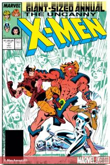 X-Men Annual (1970) #11