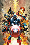 Civil War (2006) #1 (Turner Variant)
