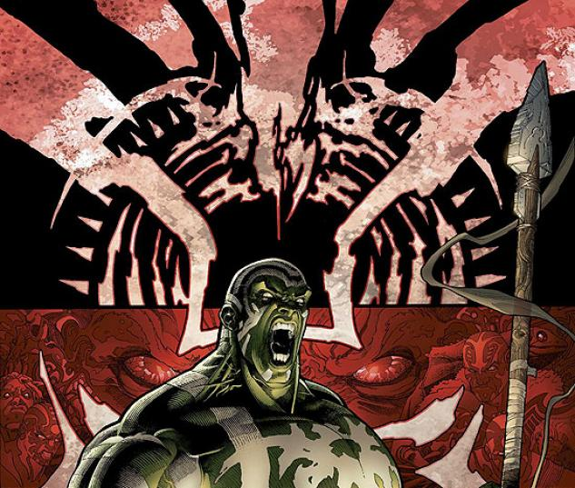 INCREDIBLE HULK (2007) #83 COVER