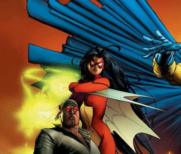 NEW AVENGERS (2006) #5 (ADI GRANOV VARIANT) COVER