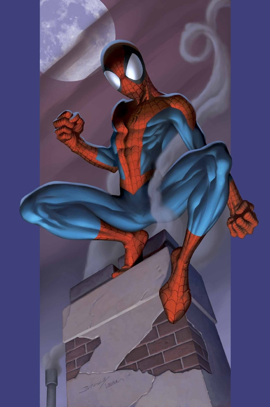 ULTIMATE SPIDER-MAN (2002) #56 COVER