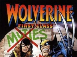 WOLVERINE: FIRST CLASS #1 cover