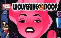 WOLVERINE/DOOP #1 cover
