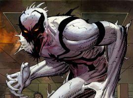 AMAZING SPIDER-MAN art by John Romita Jr.