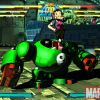Tron Bonne in Marvel vs. Capcom 3