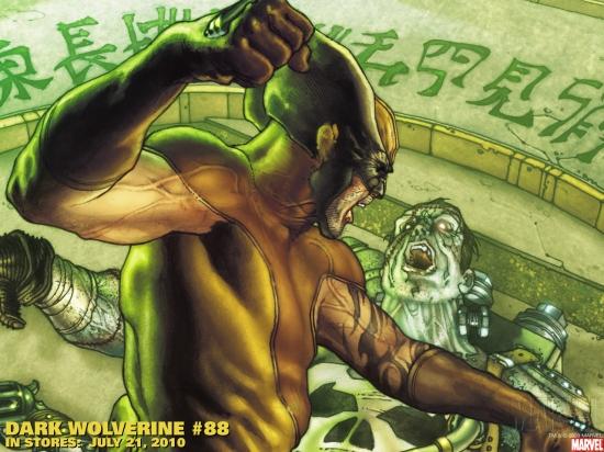 Dark Wolverine (2009) #88 Wallpaper