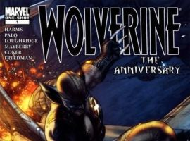 WOLVERINE: THE ANNIVERSARY #1 cover by Simone Bianchi