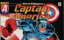 Captain America #445