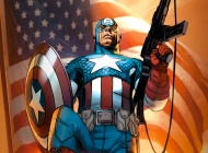Ultimate Comics Captain America (2010) #1 Wallpaper