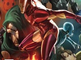 Iron Man 2.0 #2 variant cover by Marko Djurdjevic
