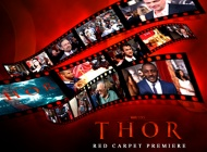 Thor Red Carpet Highlights