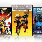 Marvel iPad/iPod App: Latest Titles 7/6/11
