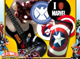 Marvel Exclusives at CCI