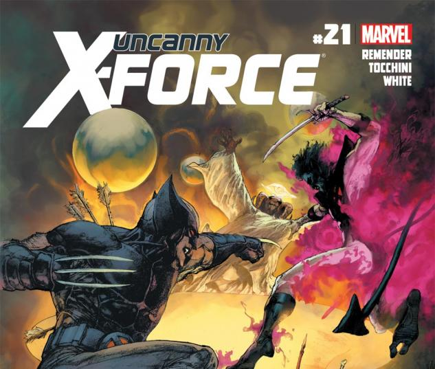 Uncanny X-Force (2010) #21