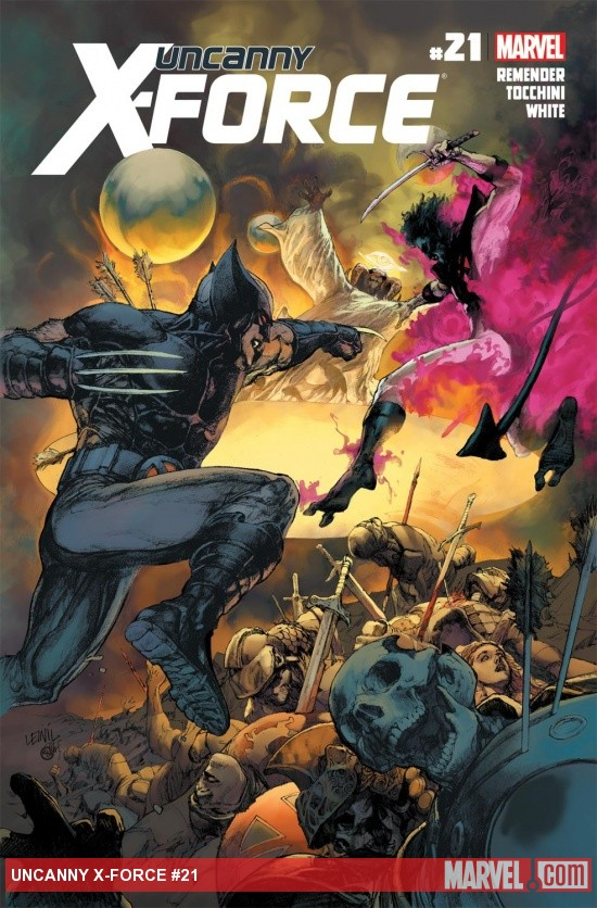 Uncanny X-​Force (2010) #21