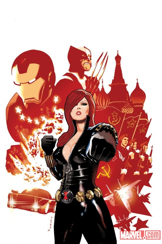 Black Widow: The deadliest Avenger