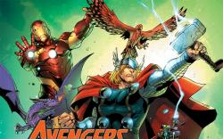 Avengers Vs. Pet Avengers (2010) #4