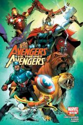 Avengers Vs. Pet Avengers #4 