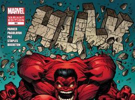 Hulk (2008) #50 (Simonson Variant)