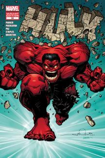 Hulk (2008) #50 (Simonson Variant)