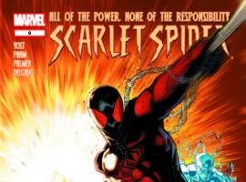 SCARLET SPIDER 9