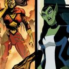 The Avengers: Secret Invasion Panel-to-Screen