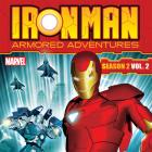 Iron Man: Armored Adventures Season 2, Vol. 2 on DVD