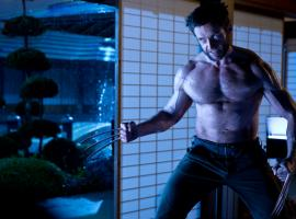 Hugh Jackman stars as Wolverine in The Wolverine
