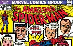 Amazing Spider-Man (1963) #121