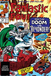 Fantastic Four (1961) #319