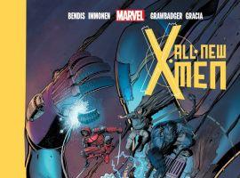 All-New X-Men #16 cover by Arthur Adams