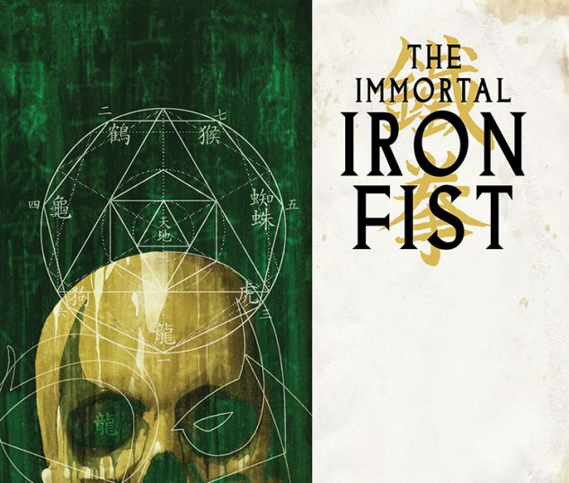 Immortal Iron Fist (2006) #8