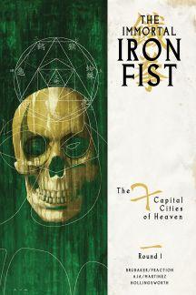 Immortal Iron Fist #8