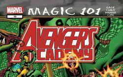 Avengers Academy #10