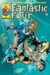 Fantastic Four (1998) #32 Cover
